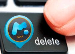 como eliminar mspy