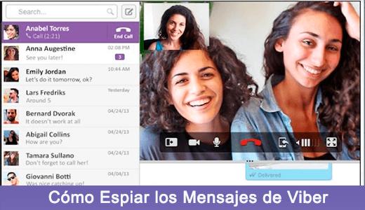 Cómo Espiar los Mensajes de Viber