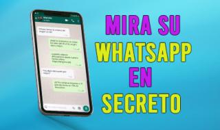 mira su whatsapp en secreto